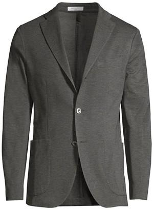 Boglioli Pique Knit Sport Jacket