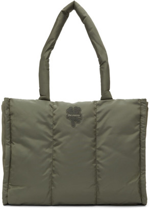 Marc Jacobs Khaki Heaven By Logo Tote