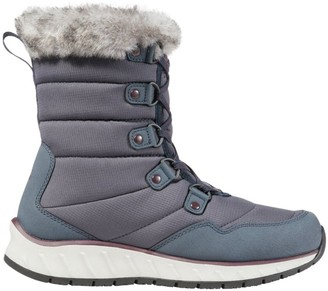 L.L. Bean Women's Snowfield Waterproof Boots, Mid Insulated