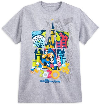 Disney Mickey Mouse and Friends T-Shirt for Adults Walt World 2020