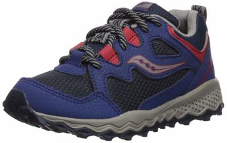 Saucony Boy's S-Peregrine Shield 2 Shoe