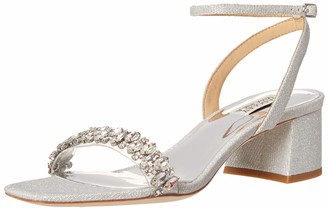 Badgley Mischka womens Harlow Heeled Sandal