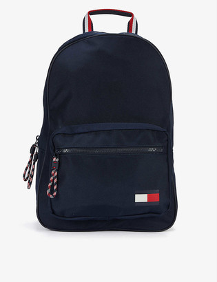 Tommy Hilfiger Flagback branded shell backpack