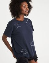 American Eagle Outfitters AE Embroidered T-Shirt