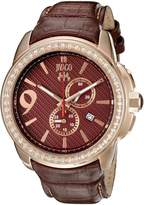Jivago Men's JV1531 Gliese Analog Display Swiss Quartz Watch