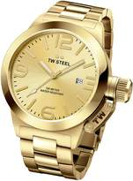 TW Steel Men's CB101 Analog Display Quartz Gold Watch