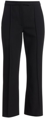 Rosie Assoulin Scrunchy Wool Pants