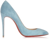 Christian Louboutin Pigalle Follies 100mm suede pumps