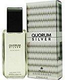 Antonio Puig Quorum Silver By For Men. Eau De Toilette Spray 3.4 OZ