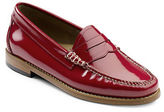 G.H. Bass Whitney Patent Leather Penny Loafers