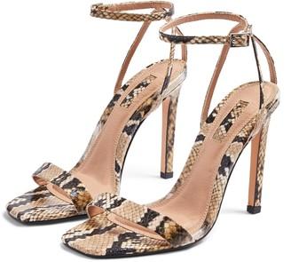 Topshop Saskia Ankle Strap Sandal