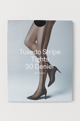 H&M 30 Denier Tights
