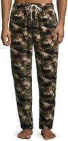 Asstd National Brand American Basics Microfleece Jogger Pajama Pants