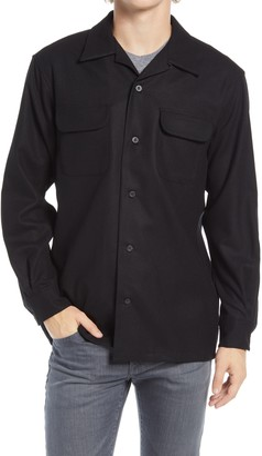 Pendleton Board Regular Fit Wool Shirt