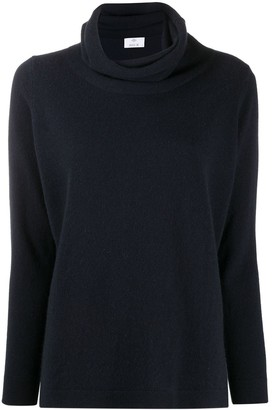 Allude High Neck Cashmere Jumper