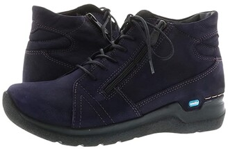 Wolky Why (Purple) Women's Shoes