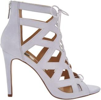 G.I.L.I. Got It Love It G.I.L.I. Lace-up Cut Out Heel Sandals - Floriana