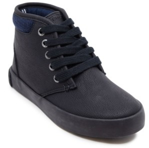 Nautica Little & Big Boys Lace Up Mid Boot