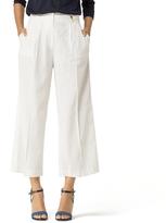 Tommy Hilfiger Final Sale- Crisp Linen Culotte