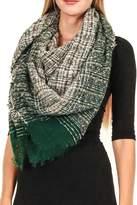 Tigerlily Tweed Blanket Scarf