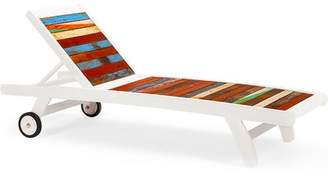 Eco Chic EcoChic Lifestyles Second Wind Sun Bed Chaise Lounge EcoChic Lifestyles