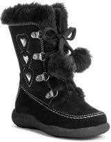 Rachel shoes lil mila midcalf boots - toddler girls
