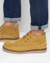 Toms Chukka Suede Boots