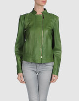 Piazza Sempione Leather outerwear