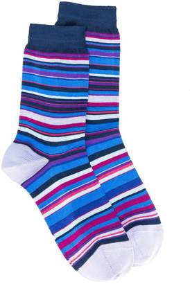 Paul Smith striped ankle socks