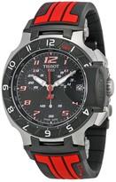 Tissot T Race Chronograph Black Dial Men's Watch T0484172720701