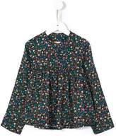 Maan floral print blouse