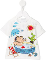 Dolce & Gabbana printed T-shirt - kids - Cotton - 24-36 mth