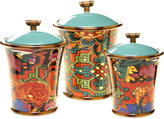 Tracy Porter Eden Ranch 3-Pc. Canister Set