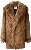 A.F.Vandevorst faux fur coat