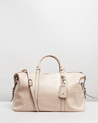 PETA AND JAIN - Women's Weekender - Reagan Weekender Bag - Size One Size at The Iconic