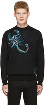 Diesel Black Gold Black Scorpio Sweater