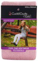 Cuddl Duds Girls 4-16 Sparkle Sweater Tights