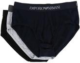 Emporio Armani 3-Pack Brief Men's Underwear