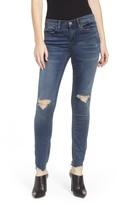 Blank NYC Blanknyc Denim Distressed Knee Skinny Jeans