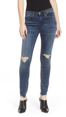 Blank NYC Distressed Knee Skinny Jeans