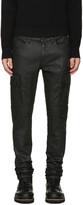 Belstaff Black Oversprayed Jeans