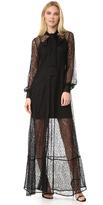 McQ by Alexander McQueen Alexander McQueen Lace Gown