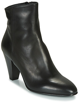 Fru.it ROMA women's Low Ankle Boots in Black