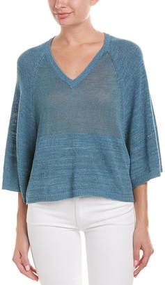 Cullen Linen-Blend Sweater