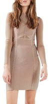 Topshop Women's Bandage Minidress