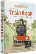 EDC Publishing Wind-Up Train Book