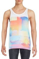 Bench Flare Graphic Tank