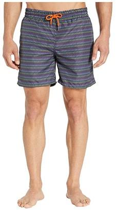 Swims Breeze Swim Shorts - Long (Jolly Wave) Men's Swimwear