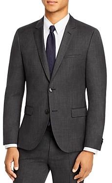 HUGO BOSS Arti Birdseye Extra Slim Fit Suit Jacket