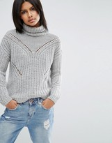 Asos Sweater with Moving Rib